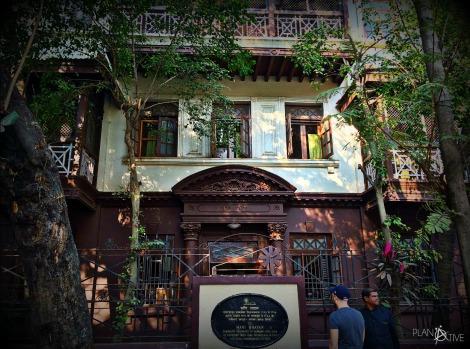 Ghandi's Wohnhaus Mumbai, Indien - © Planätive