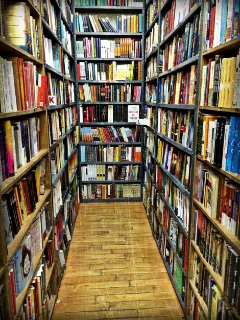 Strand Bookstore in Manhattan, New York City (c) Planative